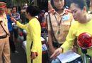 Tin tức - Đút lót 500.000 đồng không được, người phụ nữ lớn tiếng lăng mạ CSGT