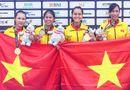 """Tin tức - 4 cô gái vàng Rowing Việt Nam: """"Chúng tôi có tiền mua sữa cho con rồi"""""""