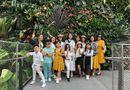 Giải trí - Những trải nghiệm đầu tiên của các Thiên tài Nhí tại Quốc đảo Sư tử Singapore