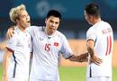 Chạy không mệt mỏi trong trận tứ kết, Đức Huy Olympic Việt Nam phải kiểm tra doping