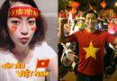 Video: Muôn kiểu ăn mừng của sao Việt khi Olympic Việt Nam chiến thắng
