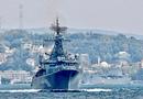 """Tin thế giới - Nga triển khai hạm đội mạnh nhất kể từ khi tham chiến tại """"chảo lửa"""" Syria"""
