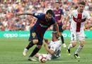 Tin tức - Vùi dập tân binh bằng chiến thắng 8 -2, Barcelona lên ngôi đầu bảng