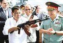 Tin thế giới - Nga đề nghị xây nhà máy sản xuất súng trường tấn công tại Philippines