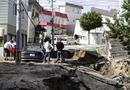 Tin thế giới - Hiện trường động đất 6,7 độ Richter làm rung chuyển Nhật Bản, ít nhất 32 người mất tích