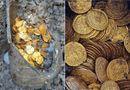 Tin tức - Công nhân Ý đào được hũ vàng trị giá hàng triệu đô dưới nền nhà hát cũ