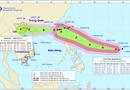 Tin trong nước - Dự báo thời tiết ngày 12/9: Bão số 5 đang mạnh lên, siêu bão Mangkhut hướng về Bắc Biển Đông