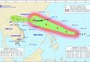 Tin trong nước - Bão số 5 tăng tốc hướng vào bờ, cảnh báo lũ quét khu vực Tây Nguyên