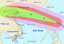 Tin tức - Các tỉnh lên kế hoạch cấm biển trước khi siêu bão Mangkhut đổ bộ vào Biển Đông