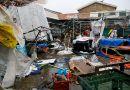 Tin tức - Cận cảnh sức tàn phá ghê gớm của siêu bão Mangkhut tại Philippines