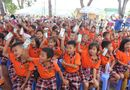 Đời sống - Qũy sữa Vươn cao Việt Nam và Vinamilk đem niềm vui ngày Tết Trung thu đến cho trẻ em tỉnh Vĩnh Phúc