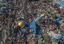 Tin thế giới - Video: Cảnh thành phố Palu hoang tàn đến không nhận ra sau trận động đất