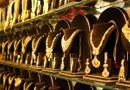 Tin thế giới - Trung Quốc tăng trữ lượng, giới siêu giàu châu Á đổ xô mua vàng để đối phó chiến tranh thương mại