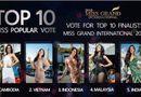 Tin tức - Lọt top 2 Miss Grand, dàn mỹ nhân Việt cổ vũ cho Phương Nga trước thềm chung kết