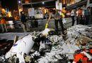 Tin thế giới - Khoảnh khắc máy bay Lion Air rơi xuống biển qua lời kể của nhân chứng