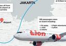 Tin thế giới - Chỉ 2 phút sau khi cất cánh, máy bay Indonesia đã gặp sự cố