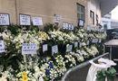 Tin tức - Nhiều nghệ sĩ và người nổi tiếng Trung Quốc gửi hoa viếng tang lễ Kim Dung
