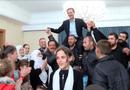 Tin tức - Video: Giải phóng khỏi IS, người dân kiệu Tổng thống Syria ăn mừng