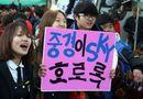 """Tin tức - Hàn Quốc """"nín thở"""" cùng 600.000 sĩ tử bước vào kì thi Đại học"""