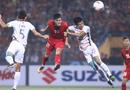 Tin tức - Highlights hiệp 1 Việt Nam 2 - 0 Campuchia: Tiến Linh, Quang Hải lập công