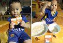 Sức khoẻ - Làm đẹp - Mẹ Phú Yên với bí quyết giúp con ăn ngon, hết ốm, tăng 5kg chỉ sau 3 tháng