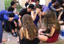 Tin tức - Đột kích quán bar ở Sài Gòn phát hiện hàng chục nam nữ phê ma túy nhảy múa như thiêu thân