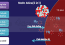 Cần biết - Máy tạo nước ion kiềm giàu hydro Atica mang lại lợi ích gì cho sức khỏe?
