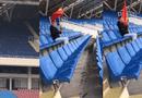 """Tin tức - CĐV """"hot"""" nhất trận chung kết lượt đi AFF Cup: Một mình tới sân Mỹ Đình cổ vũ cho tuyển Việt Nam vì nhầm lịch"""