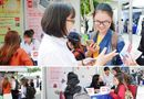 Cần biết - Náo nhiệt cùng VN Ngày Nay tại ngày hội việc làm trường ĐH KHXH&NV TP. HCM