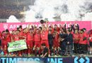 Tin tức - Cận cảnh phút đăng quang AFF Cup 2018 vỡ òa cảm xúc của ĐT Việt Nam