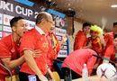 Tin tức - Đội trưởng tuyển Việt Nam: Cảm ơn HLV Park Hang-seo đã đến và dạy dỗ cho anh em cầu thủ