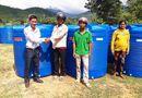 Tin tức - Tập đoàn Tân Á Đại Thành kết hợp cùng Hội chữ Thập Đỏ Ninh Thuận trao tặng hơn 600 bồn nước cho người dân