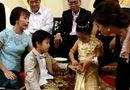 """Tin thế giới - Thực hư cặp song sinh 6 tuổi cưới nhau vì """"có duyên nợ từ kiếp trước"""""""