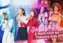 """Tin tức - Hà Quỳnh Như: Từ cô bé 3 tuổi """"nghiện"""" dân ca Ví Giặm đến quán quân Giọng hát Việt nhí 2018"""