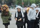 Tin tức - Người dân Hà Nội đổ ra đường vui chơi Tết Dương lịch bất chấp trời lạnh giá