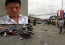 """Tin tức - Thông tin """"sốc"""" về tài xế container gây tai nạn thảm khốc ở Long An, 4 người chết"""