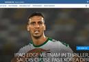 """Tin tức - FIFA ví trận Việt Nam - Iraq như """"phim kinh dị"""""""
