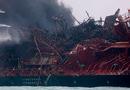 Tin thế giới - Vụ cháy tàu chở dầu Việt Nam: Hong Kong điều thợ lặn tinh nhuệ tới tìm kiếm thuyền viên mất tích