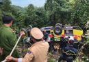 Tin tức - Vụ xe khách lao xuống vực ở đèo Hải Vân: Khởi tố tài xế