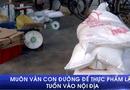 Thực phẩm - Thực phẩm lậu: Thủ đoạn và con đường tuồn vào Việt Nam