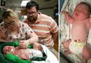 """Tin tức - Bác sĩ 30 năm tay nghề """"sốc nặng""""khi đỡ đẻ cho một trẻ sơ sinh khổng lồ nặng gần 7kg"""