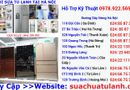 Cần biết - Địa chỉ sửa tủ lạnh Hitachi giỏi nhất tại Hà Nội