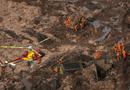 Tin thế giới - Brazil: Vỡ đập tại mỏ sắt, hàng chục người chết, gần 200 người mất tích