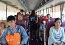 Tin tức - Hàng trăm khách mua vé tàu ở Sài Gòn phải lên tàu ở Bình Thuận