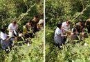 Tin tức - Hà Giang: Bác sĩ đỡ đẻ thành công cho thai phụ dưới vực sâu