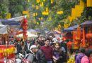 Xã hội - Khám phá chợ hoa Tết cổ xưa giữa lòng phố cổ Hà Nội