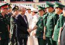 Tin tức - Thủ tướng Chính phủ Nguyễn Xuân Phúc chúc Tết lực lượng vũ trang và nhân dân TP Đà Nẵng