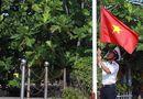 Tin tức - Thiêng liêng Lễ Chào cờ đầu năm trên quần đảo Trường Sa