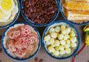 Thực phẩm - Lợi ích sức khỏe bất ngờ từ mứt Tết