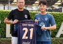 Tin tức - Xuân Trường ký hợp đồng với CLB Buriram United, khoác áo số 21